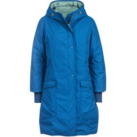 Finside Smilla Winterjacket Women ocean/trellis